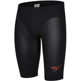 speedo LZR Racer Element Costume da gara jammer Ragazzo, black